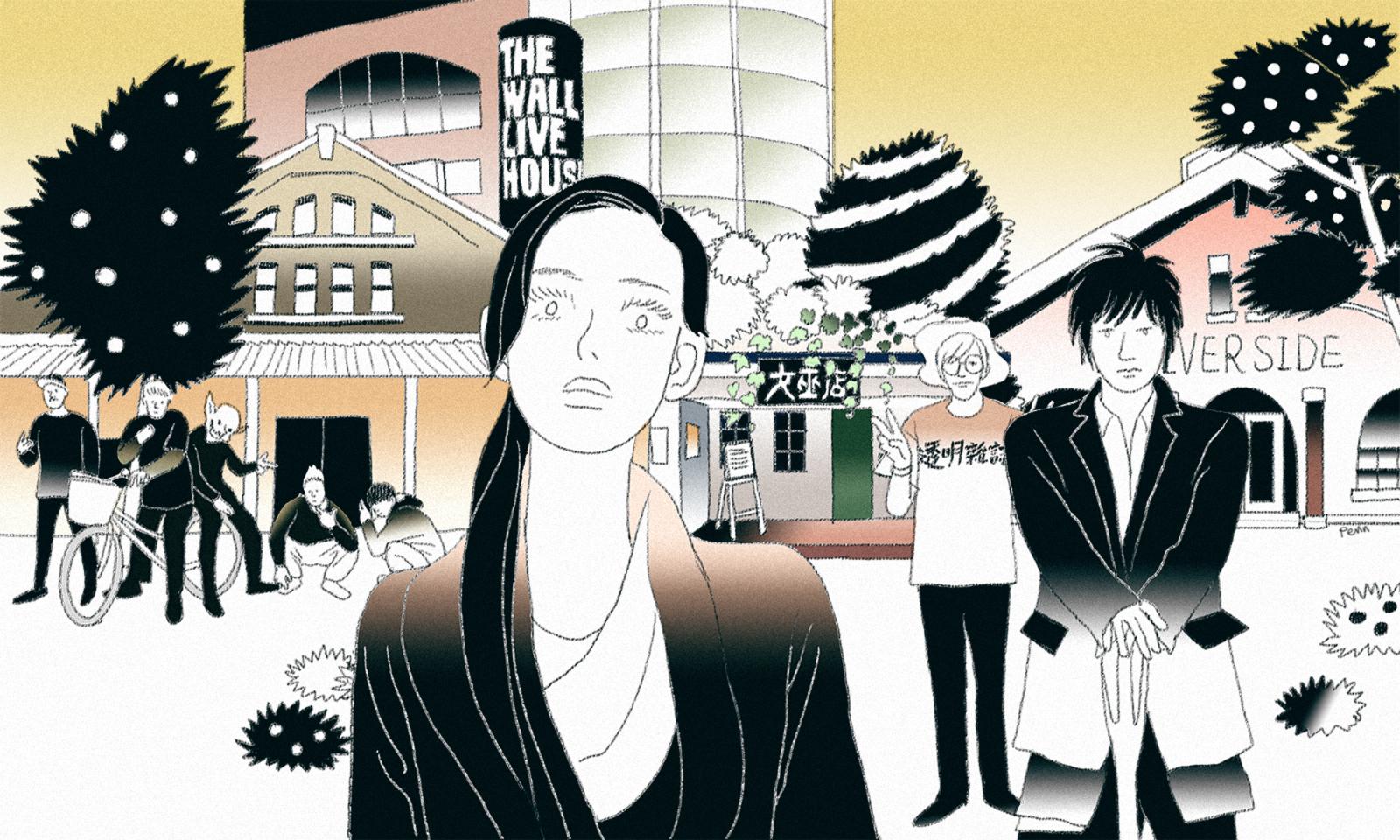 在福建,他聽五月天和陳綺貞長大——專訪台灣獨立音樂微博「小島音樂速報」
