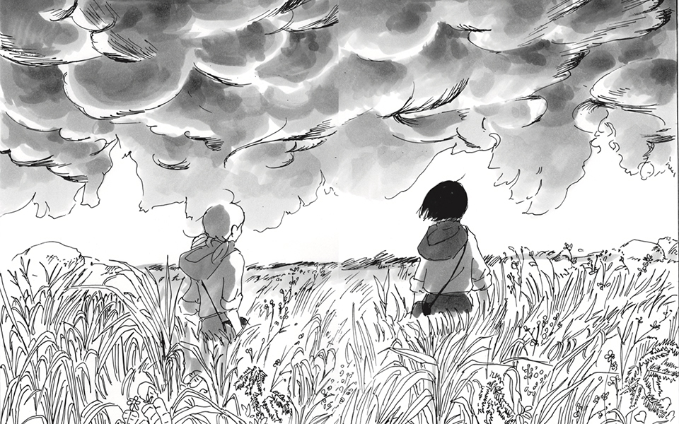 少女們如何不集體去死——張亦絢讀《cocoon繭》,關不住的百合與春天